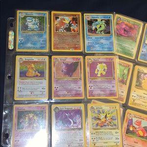 1995 rare Pokémon cards